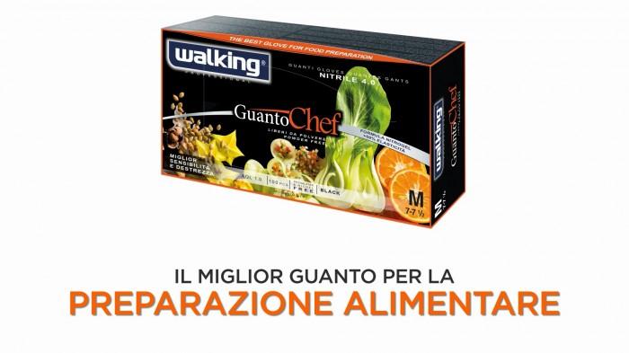 guanti walking chef